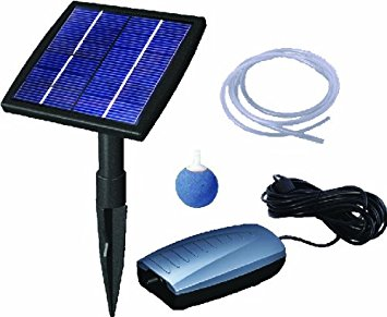 Beckett Solar Pond Pump