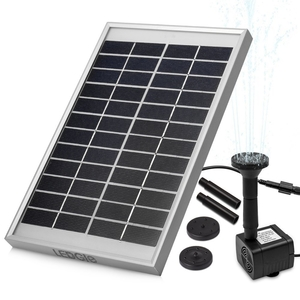 Ledgle Solar Fountain Pump for Ponds
