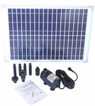 SolarRiver Solar Powered Pond Pump