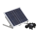 Tangpan Solar-Powered Pond Pump and Panel