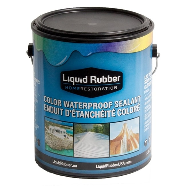 Liquid Rubber Color Waterproof Pond Sealant